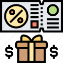 coupon, discount, sale, promotion, voucher
