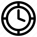 black friday, clock, hour, time, timer icon