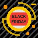 discount, friday, percentage, sale icon