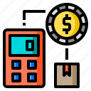 calculator, sale, shopping, retail, discount, friday
