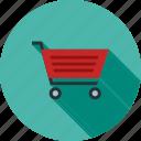 basket, buy, cart, grocery, retail, shopping, store