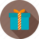 box, christmas, decoration, design, festive, gift, holiday icon