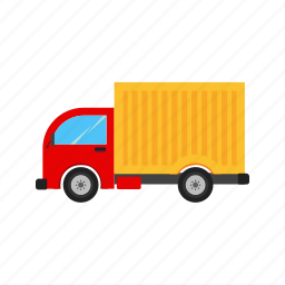 box, cargo, courier, delivery, home, parcel, postal icon