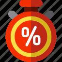 blackfriday, countdown, discount, sale icon