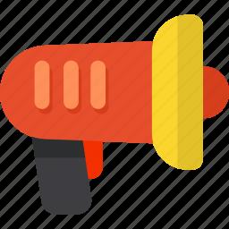 blackfriday, megaphone icon