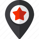 blackfriday, location, pin, placeholder icon