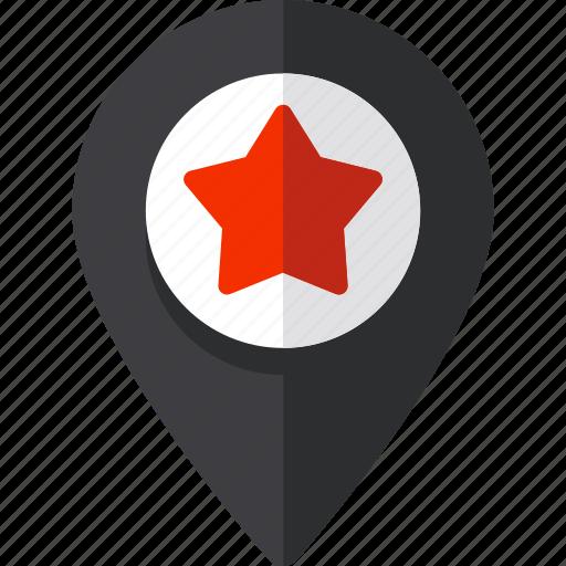 blackfriday, location, pin, placeholder icon