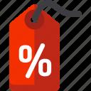 blackfriday, discount, price, tag icon