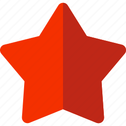 blackfriday, favorite, star icon