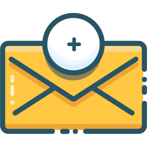 Message, new message, send message icon - Free download