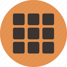 apps, collection, gallery, group, menu, thumbnail, thumbnails icon