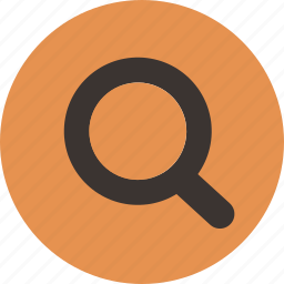 find, magnify, search, view, zoom icon