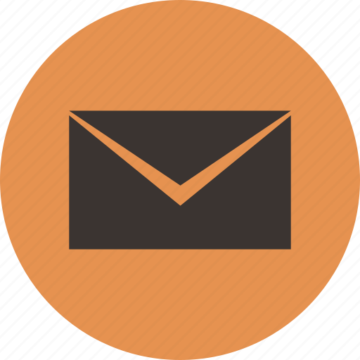 email, envelope, letter, mail, message, send, social icon