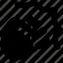 beat, impact, strike, wrench icon