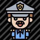 cop, police, enforcement, officer, law