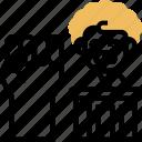 activist, demonstration, protester, strike, revolution icon
