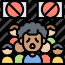 strike, demonstration, rally, protest, activist