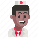 avatar, job, man, nurse, profession, user, work