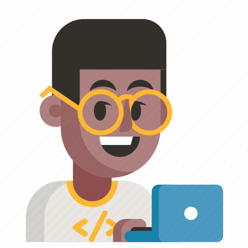 Avatar, job, man, profession, programmer, user, work icon - Download on Iconfinder