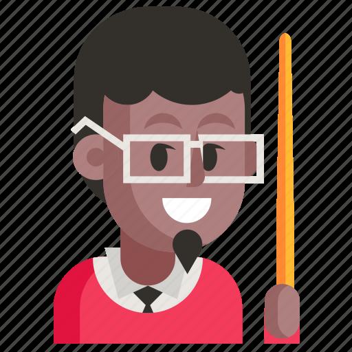 Avatar, job, man, profession, teacher, user, work icon - Download on Iconfinder