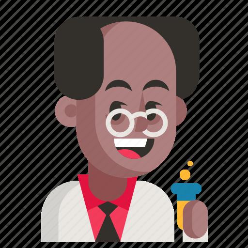 Avatar, chemist, job, man, profession, user, work icon - Download on Iconfinder