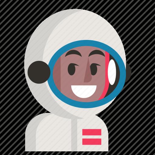 Astronaut, avatar, job, man, profession, user, work icon - Download on Iconfinder