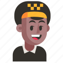 avatar, job, man, profession, taxi driver, user, work