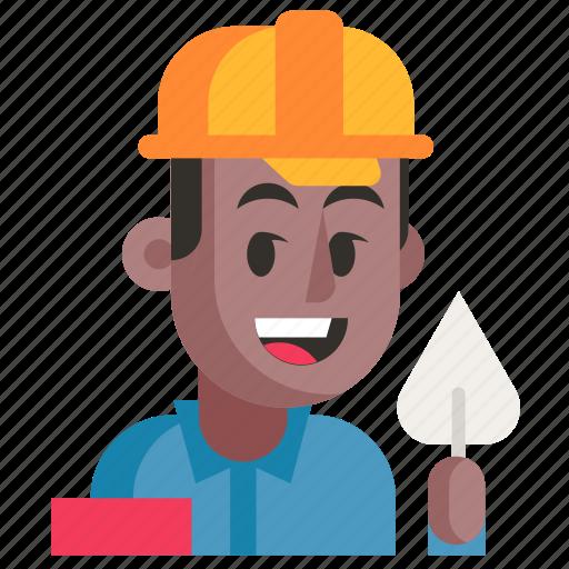 Avatar, builder, job, man, profession, user, work icon - Download on Iconfinder