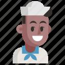 avatar, job, man, profession, sailor, user, work