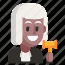 avatar, job, judge, man, profession, user, work