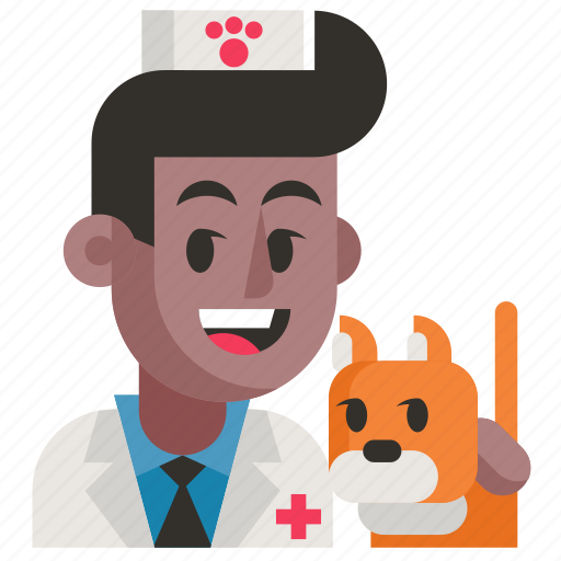Avatar, job, man, profession, user, veterinarian, work icon - Download on Iconfinder