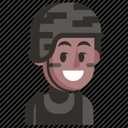 Avatar, job, man, profession, swat, user, work icon - Download on Iconfinder