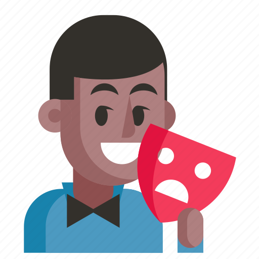 Actor, avatar, job, man, profession, user, work icon - Download on Iconfinder