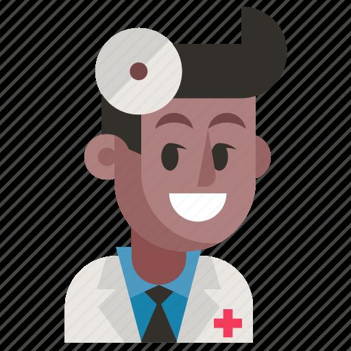 Avatar, doctor, job, man, profession, user, work icon - Download on Iconfinder