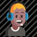 avatar, job, man, profession, support, user, work