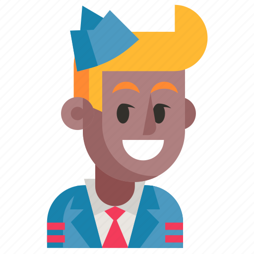 Avatar, job, man, profession, steward, user, work icon - Download on Iconfinder