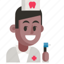 avatar, dentist, job, man, profession, user, work