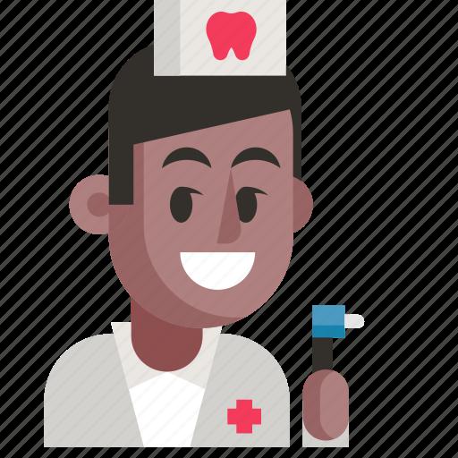 Avatar, dentist, job, man, profession, user, work icon - Download on Iconfinder