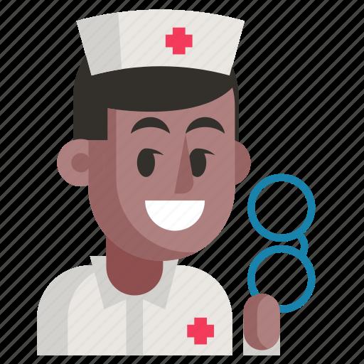 Avatar, job, man, optician, profession, user, work icon - Download on Iconfinder