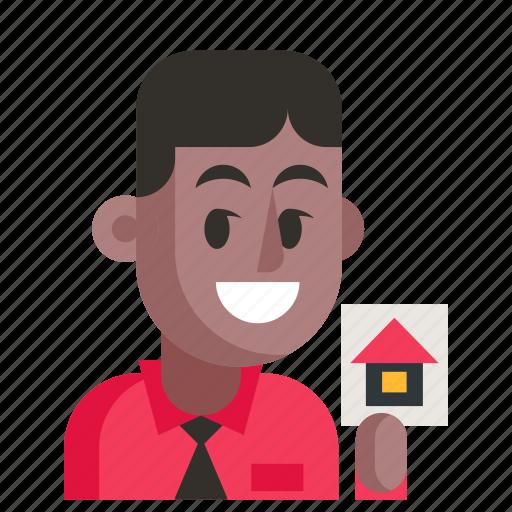 Agent, avatar, job, man, profession, work icon - Download on Iconfinder