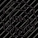 badge, guarantee, label, percentage, pure, tab
