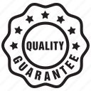 badge, guarantee, guaranteed, quality, label