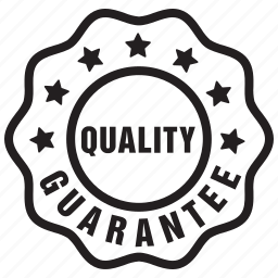 badge, guarantee, guaranteed, label, quality icon