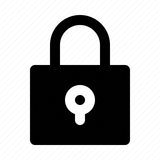 lock, protect, safety, secure, security icon