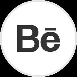 behnace, media, online, portfolio, social icon