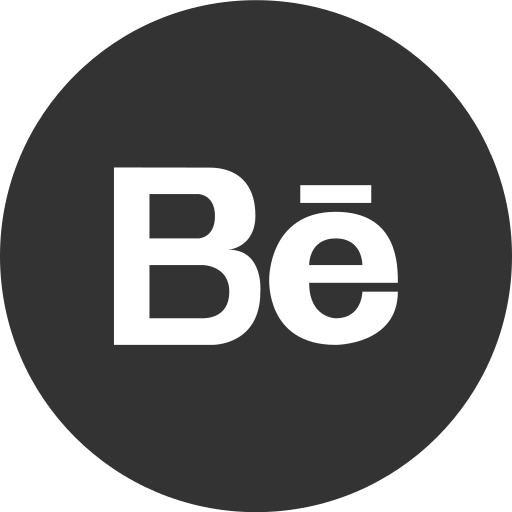 behance, media, online, social icon