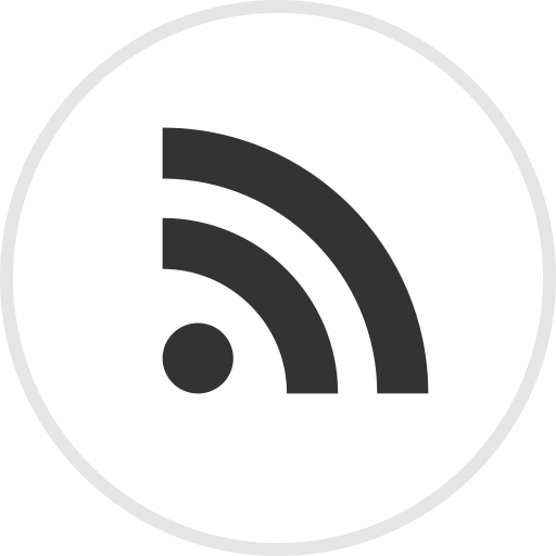 Media, online, rss, social icon - Free download