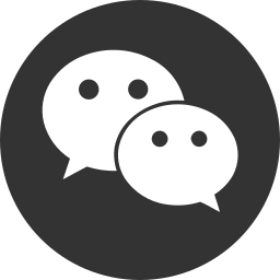 chat, social, we icon