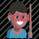 avatar, job, profession, teacher, user, woman, work