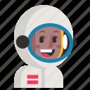 astronaut, avatar, job, profession, user, woman, work